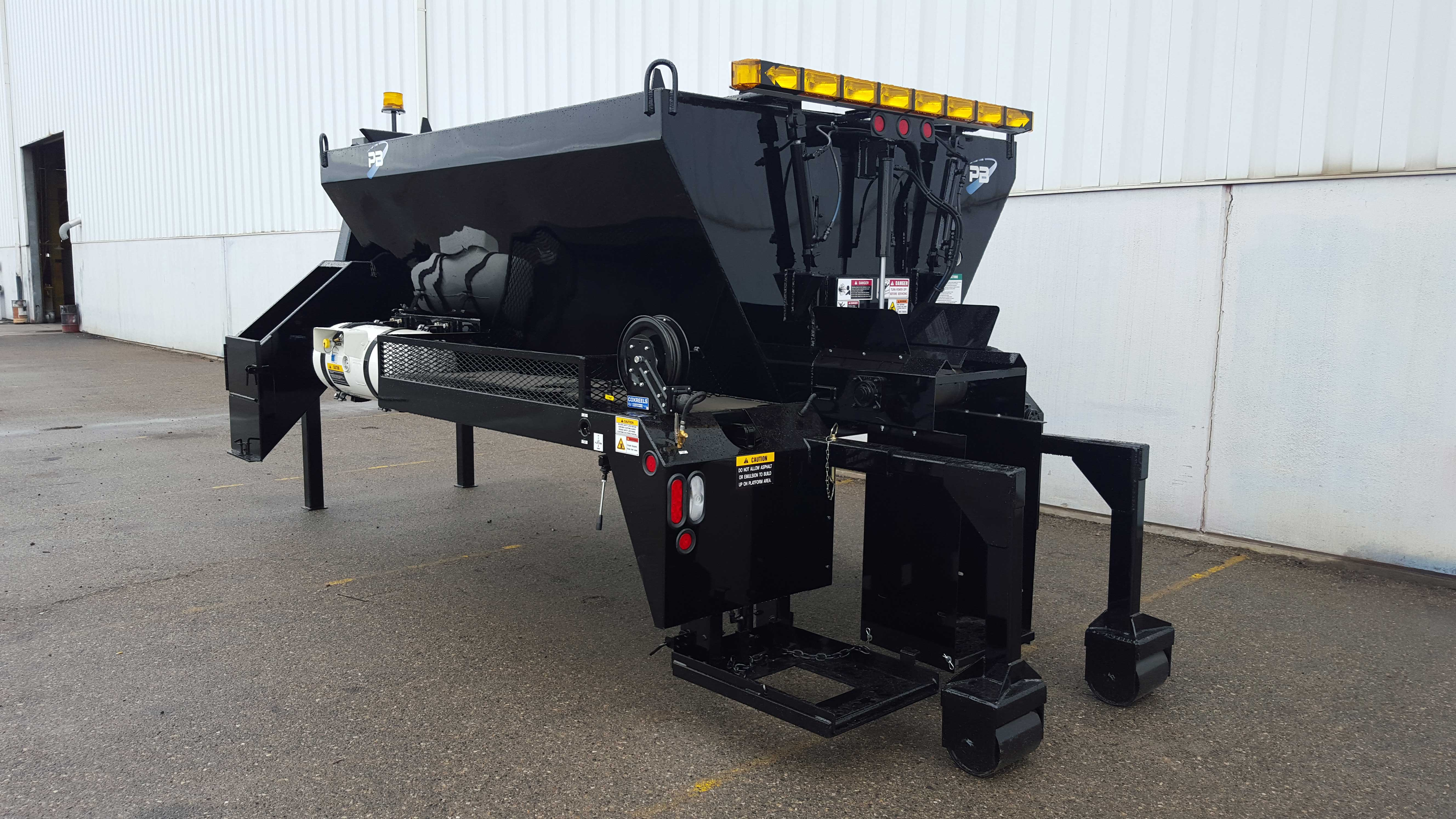 Unitized Pb Loader Patch Truck For Sale